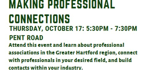 Making Professional Connections tickets
