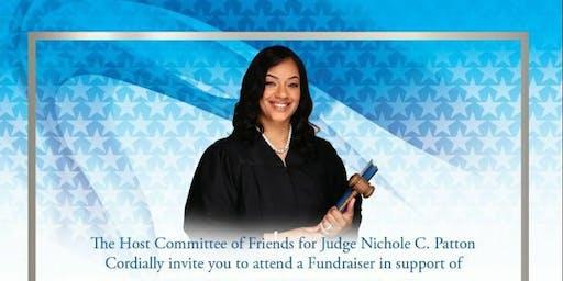 Campaign Kick-off Fundraiser for  Judge Nichole C. Patton