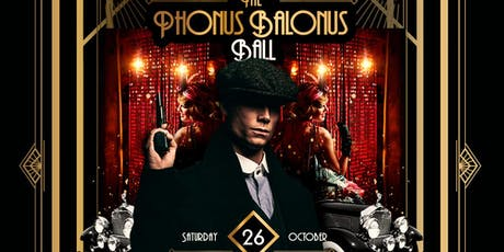 A Peaky Blinders Theme Party at Sky Room: The Phonus Balonus Halloween Ball tickets