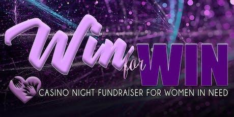 Women In Need Casino Night Fundraiser tickets