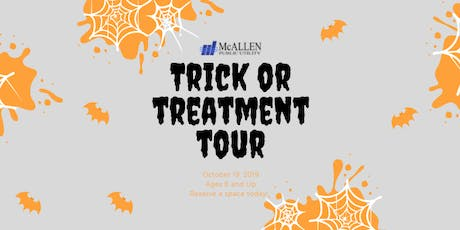 Trick or Treatment Tour tickets