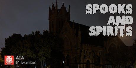 Third Thursday Tour: Spooks and Spirits tickets