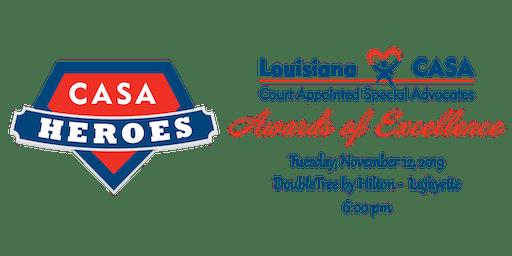 Louisiana CASA Heroes Awards Banquet
