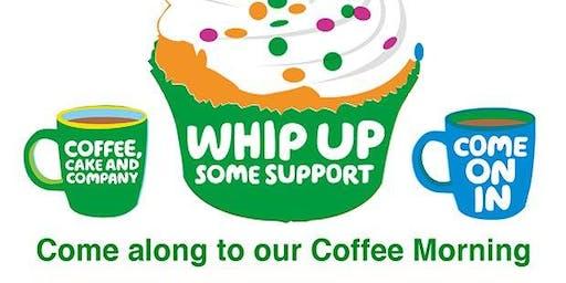 World's Biggest Coffee Morning Macmillan Plaques