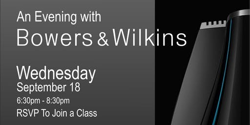 Bowers and Wilkins Brand Spotlight
