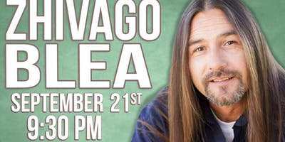 IVAN CHAVEZ GL - ZHIVAGO BLEA at Comedy Palace - Gold Room 9/21 - 9:30 pm