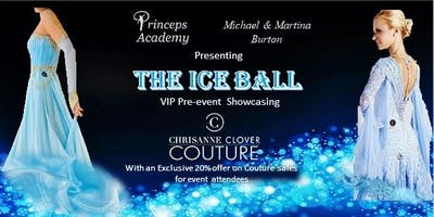 The Ice Ball VIP Pre-event showcasing Chrisanne Clover