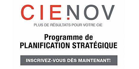 PROGRAMME DE PLANIFICATION STRATÉGIQUE - AXE FINANCES billets