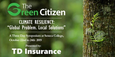 2019 Green Citizen Symposium: Session 2 tickets