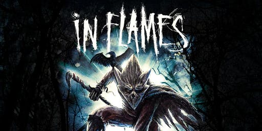 In Flames w/ Red & Arrival of Autumn