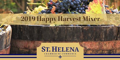 RESCHEDULED - Happy Harvest & Holiday Mixer!