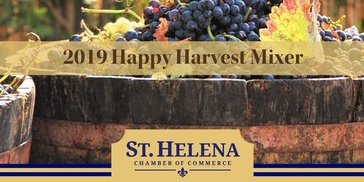 Happy Harvest Mixer!