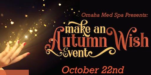 Make An Autumn Wish Event