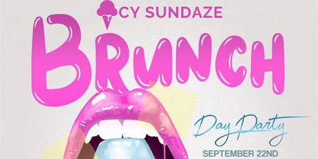 ICY SUNDAZE DAY PARTY tickets