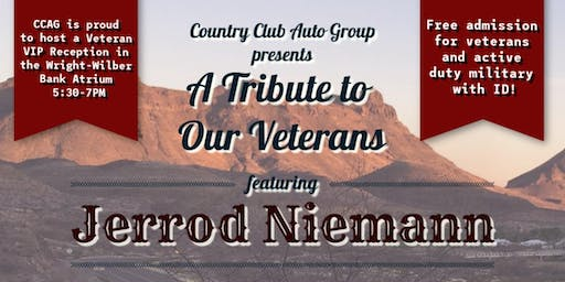 A Tribute to Our Veterans Feat. Jerrod Niemann