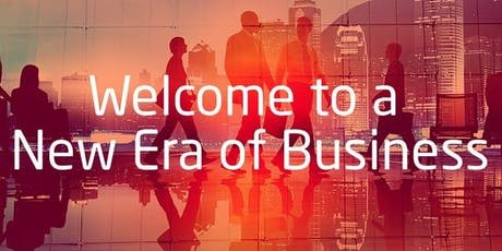 Welcome a New era of business biglietti
