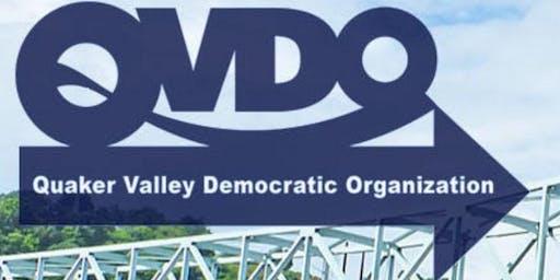 Quaker Valley Democratic Organization Octoberfest