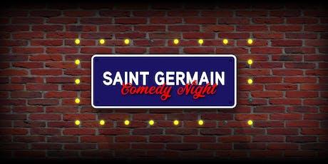 Saint Germain Comedy Night : 20H billets