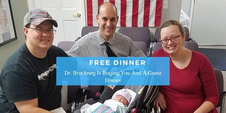 Raising Kids Naturally | FREE Dinner Event with Dr. Michael Brackney tickets