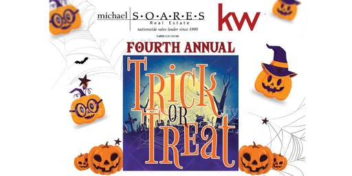 Michael Soares Real Estate Fourth Annual Free Trick or Treat Event