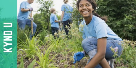 Volunteer with Project Helping to Help Improve and Care for Community Parks// *Kynd U Event - Ages 13 to 19 Only* tickets