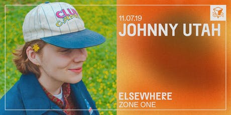 Johnny Utah @ Elsewhere (Zone One) tickets