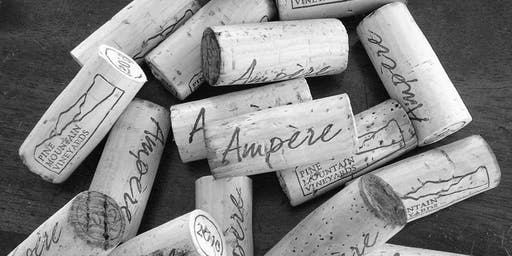 Ampere Winery 5 Course Wine Dinner