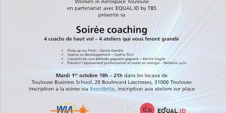 WIA // Atelier coaching billets
