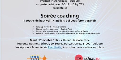 WIA // Atelier coaching