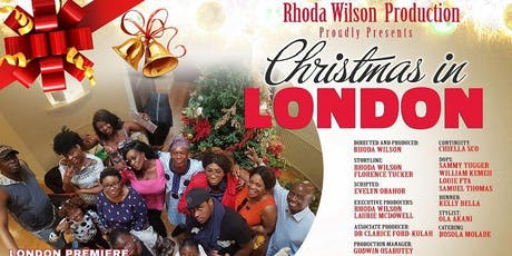 Christmas In London - London Movie Premiere tickets