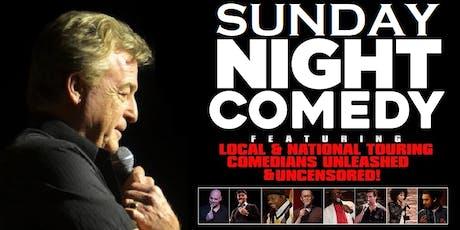 Sunday Night Comedy 2019 tickets