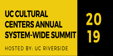 UC Cultural Centers Summit tickets