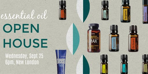 Essential Oil Open House
