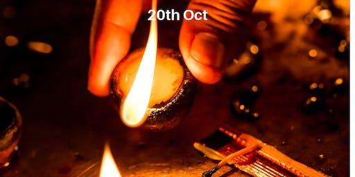 MK Diwali, Dinner & Dance
