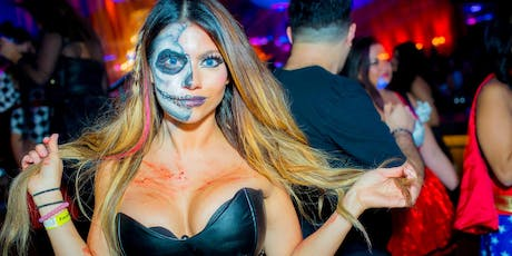 10/26- 3 VIP LEVELS! HALLOWEEN PARTY* @ *BAR 13 ROOFTOP* w/FREE 1 HOUR OPEN BAR! tickets