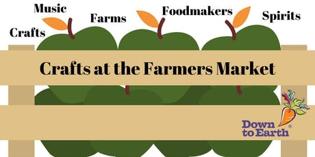 Farmers Market Crafts Pop-Up tickets