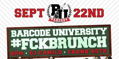 BarCode University Brunch tickets