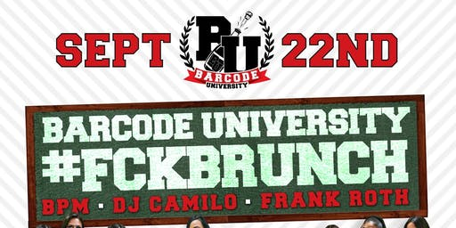BarCode University Brunch