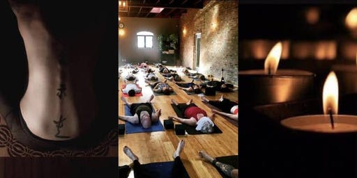 Therapeutic Candlelight Yin Yoga