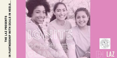 Ignite  Community Clean-Up