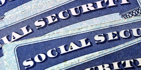 Let's Talk Social Security tickets