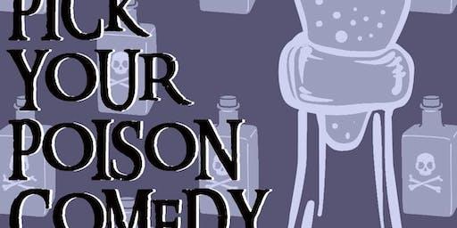 Pick Your Poison: Season Two Round One