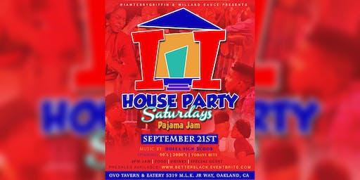 House Party Saturdays: Pajama Jam