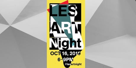 Lower East Side Art Night tickets