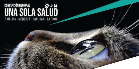 Conv. Regional UNA SOLA SALUD San Luis - Mendoza - San Juan - La Rioja entradas