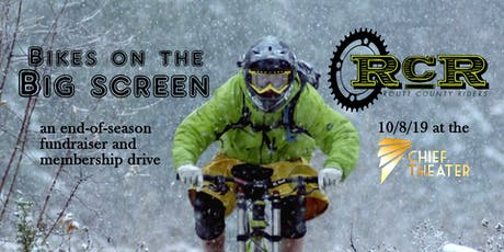 Bikes on the Big Screen - a  Fall Fundraiser for Routt County Riders tickets