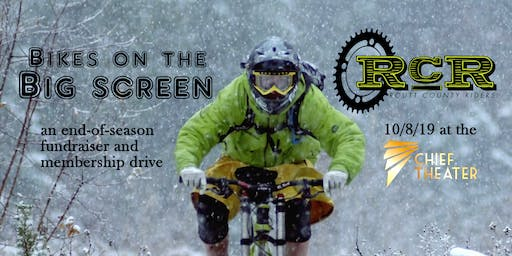 Bikes on the Big Screen - a  Fall Fundraiser for Routt County Riders