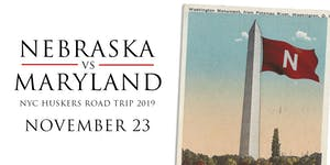 NYC Huskers at Maryland - Football Road Trip
