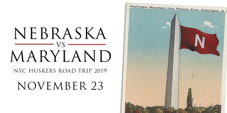 NYC Huskers at Maryland - Football Road Trip tickets