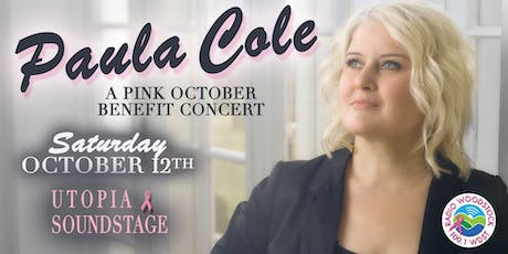 Paula Cole: A Pink October Benefit Concert tickets